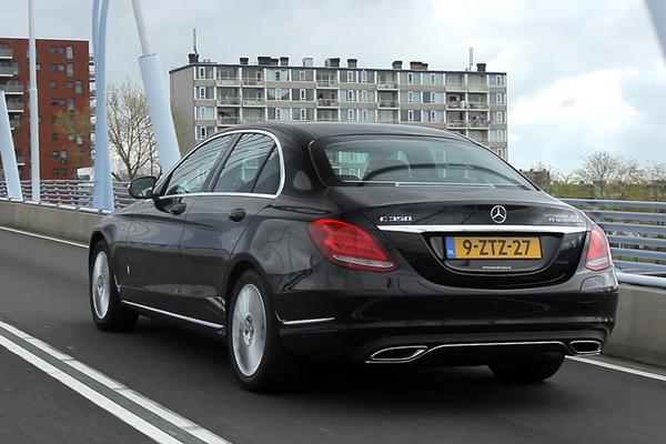 Video: Rij-impressie - Mercedes-Benz C 350 e