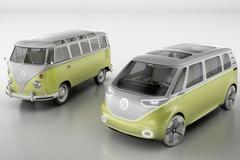 'Volkswagen I.D. Buzz in productie'