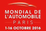 Mondial L'Automobile Paris 2016