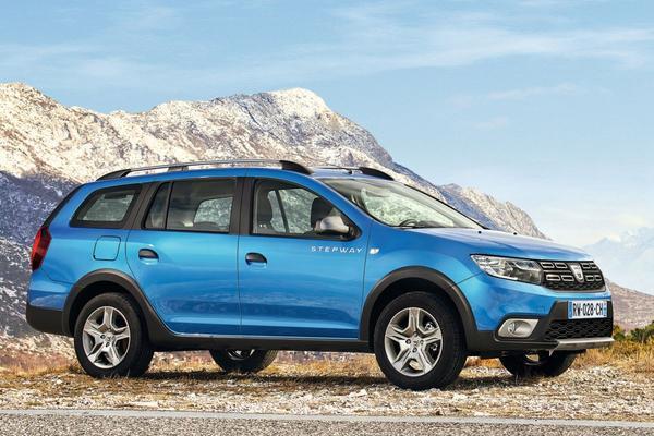 Dacia Logan MCV ook als Stepway
