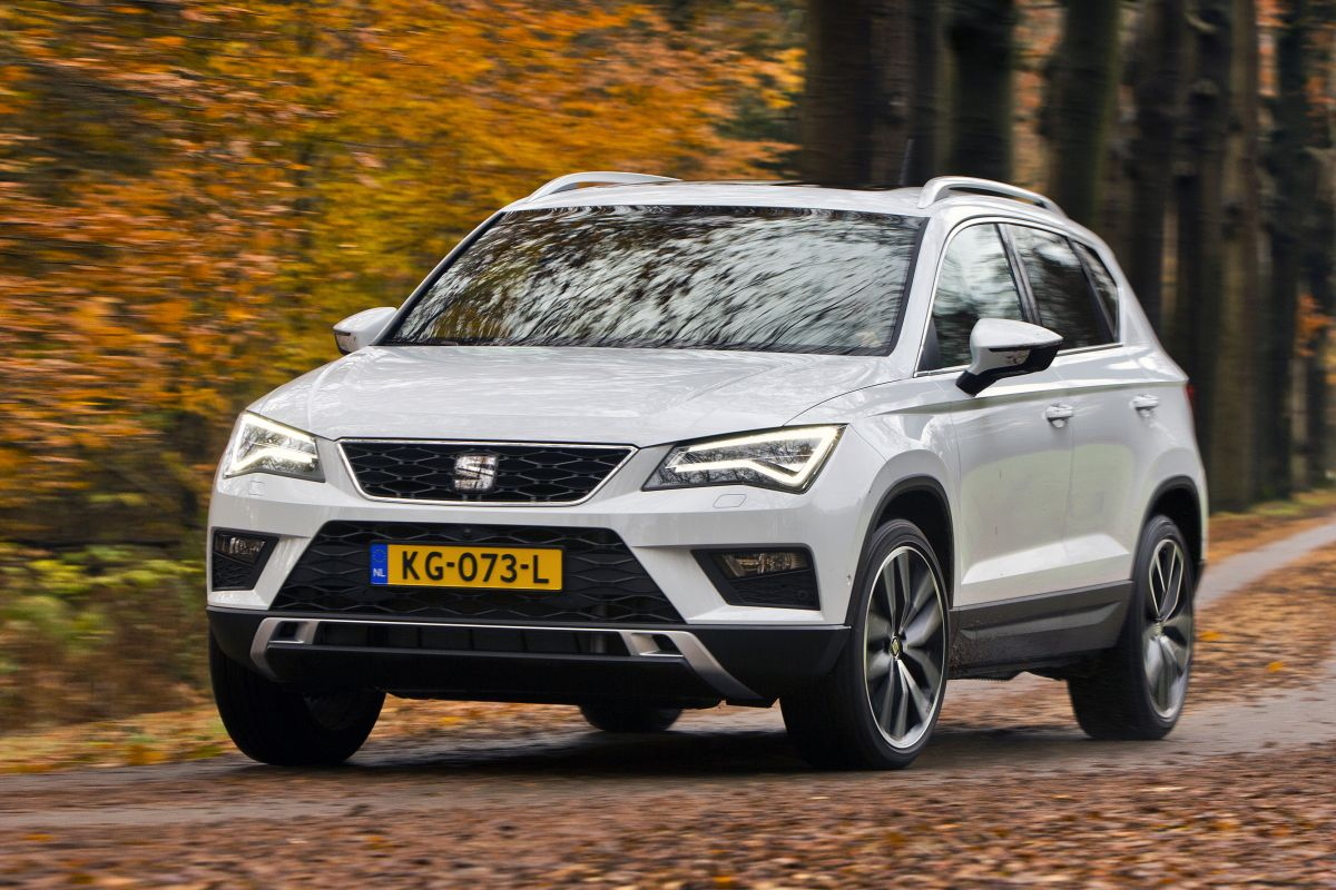 test seat ateca 2 0 tdi 190 pk xcellence 4drive. Black Bedroom Furniture Sets. Home Design Ideas