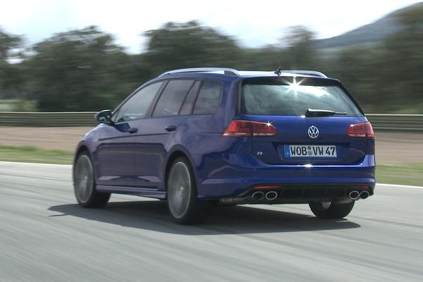 Video: Rij-impressie Volkswagen Golf R Variant