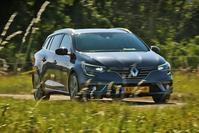 Renault M�gane Estate dCi 110 � Rij-impressie