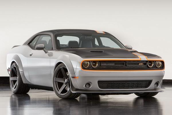 Komst Dodge Challenger AWD bevestigd