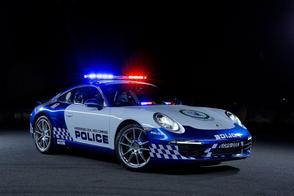 Imagomaker: Porsche 911 voor Australische politie