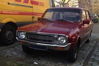 Mazda 1300 In het Wild