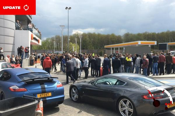 Video: We treffen de Gumball 3000 - AW Update
