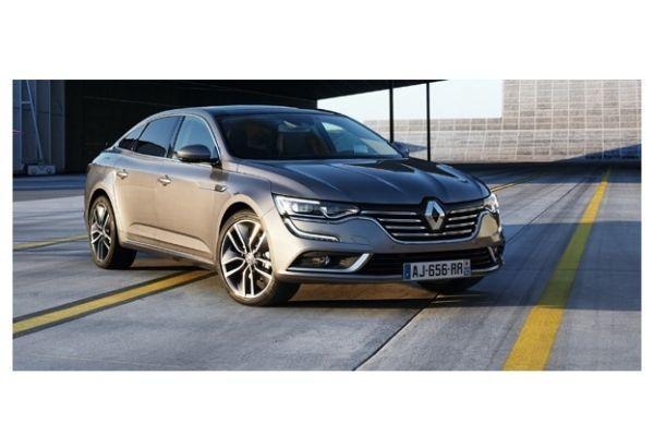 Gelekt: Renault Talisman!
