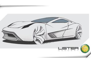 Lister aan de slag met nieuwe hypercar
