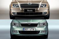 Skoda Octavia Facelift Friday