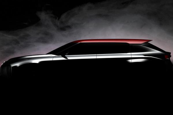 Mitsubishi plaagt met Grand Tourer Concept
