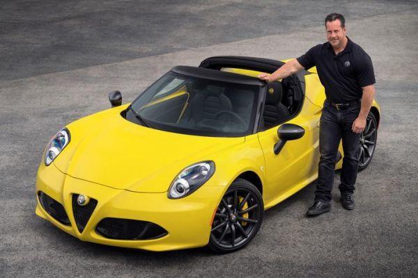 Reid Bigland nieuwe baas Alfa Romeo en Maserati
