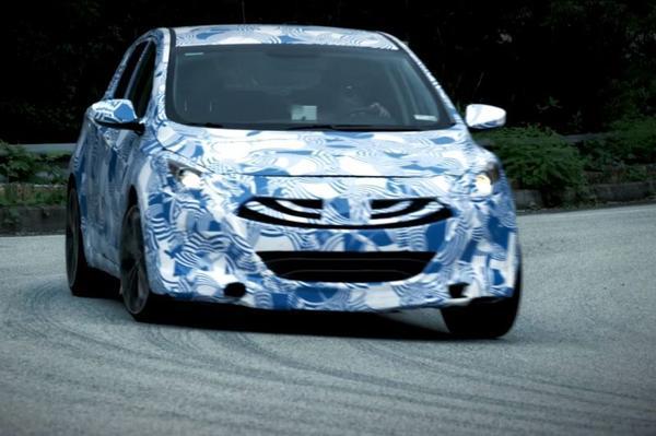 Video: Hyundai i30 N op zijn staart getrapt