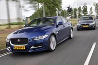 Dubbeltest - Jaguar XE vs BMW 4-serie Gran Coup�