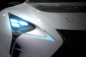 Ook Lexus aan de Vision Gran Turismo