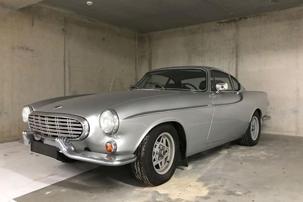 In het wild: Volvo 1800S (1964)