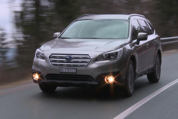 Video: Rij-impressie - Subaru Outback