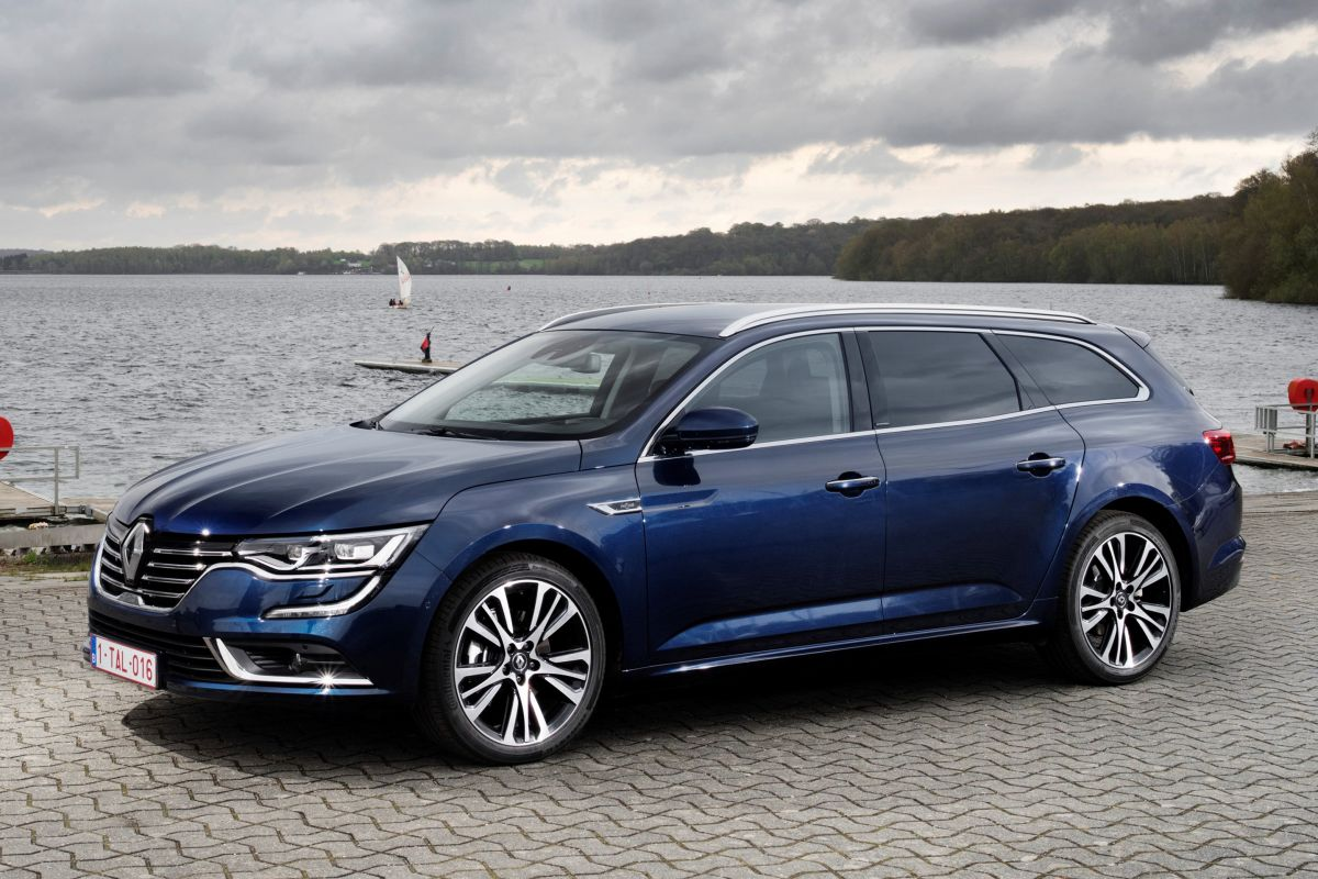 renault talisman estate dci 160 intens specificaties auto vergelijken. Black Bedroom Furniture Sets. Home Design Ideas