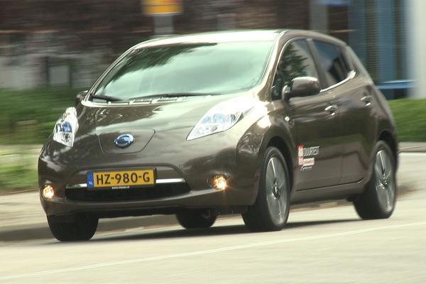 Video: Nissan Leaf – Afscheid Duurtest – Autoweek