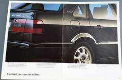 Folder Volkswagen Passat