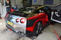 Op de Rollenbank - Nissan GTR