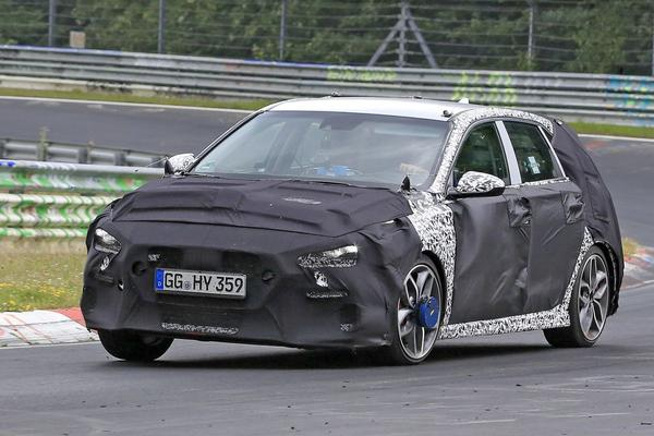 Video: Hyundai i30 N (2017) - Spionage