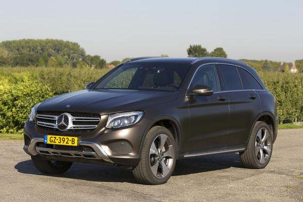 Mercedes-Benz GLC 220 d 4Matic Ambition