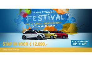 Autohaag Zeeuw: Twingo Festival