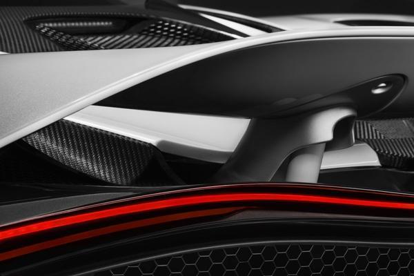 McLaren toont stukje nieuwe Super Series