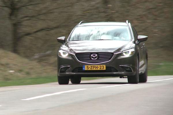 Video: Rij-impressie - Mazda 6