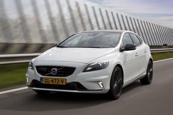 Video: Rij-impressie Volvo V40 Carbon Edition
