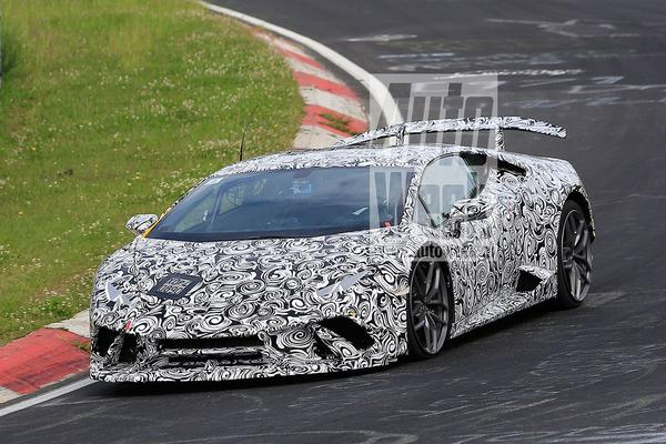 Video: Lamborghini Huracan Superleggera - Spionage