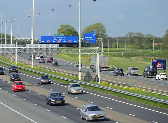 Snelheid op deel A12 naar 130 km per uur