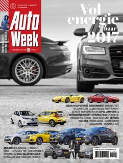 AutoWeek.nl 51/2016 cover