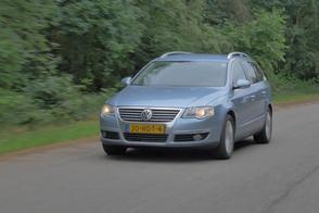 VW Passat 2.0 TDI 4Motion (2008 / 478.291 km) - Klokje Rond