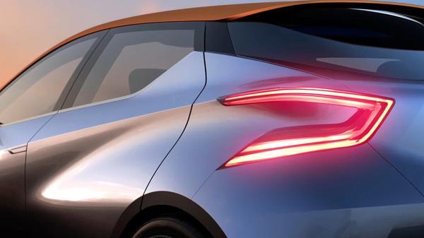 Nissan plaagt opnieuw met Sway