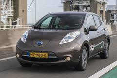 Nissan Leaf Roadtrip - Reportage