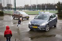 Dubbeltest - BMW 218i Gran Tourer vs VW Touran