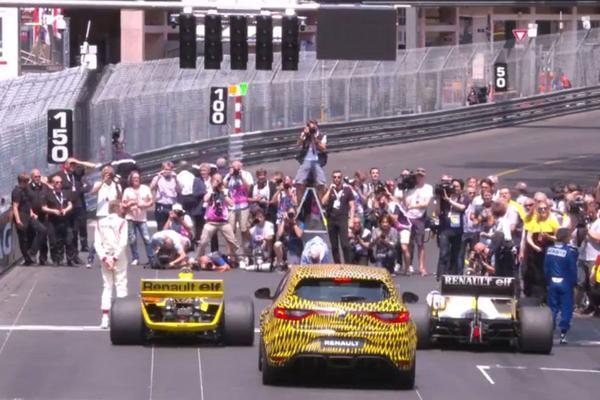 Vooruitblik: nieuwe Renault Mégane RS