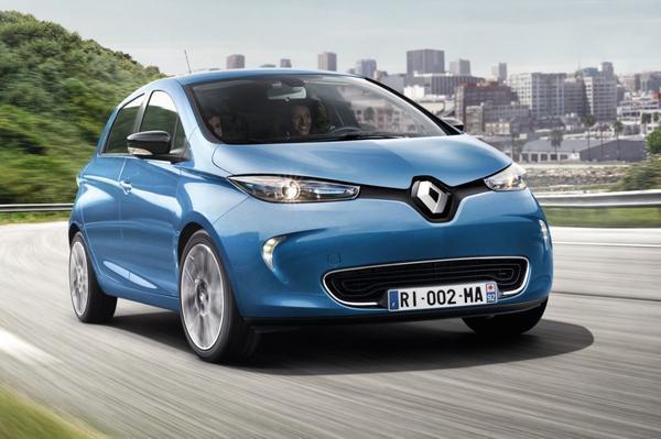 Gereden: Renault Zoe R90 (41 kWh)