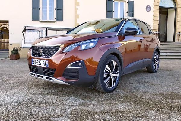 Video: Peugeot 3008 - Rij-impressie