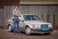Mercedes-Benz 500 E - 90's Helden