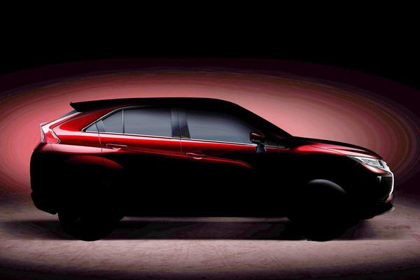 Bevestigd: Mitsubishi 'compact SUV' naar Genève