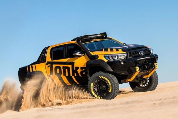 Toyota Hilux Tonka Concept: showobject