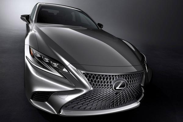 Lexus LS 500h krachtiger dan LC 500h