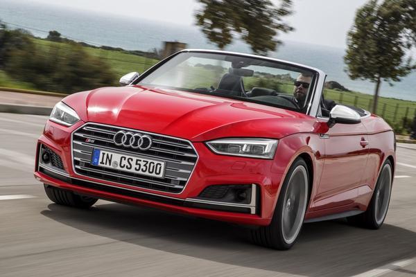 Rij-impressie: Audi A5 Cabriolet