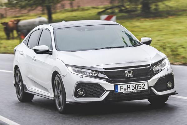 Rij-impressie: Honda Civic