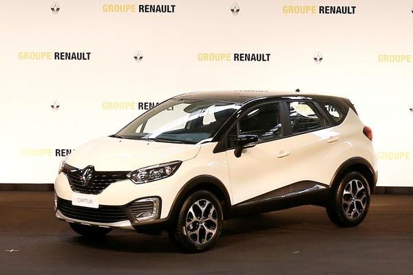Renault husselt namen in Brazilië