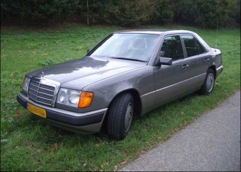 Mercedes benz 250 d 1992 gebruikerservaring for Bob ross mercedes benz