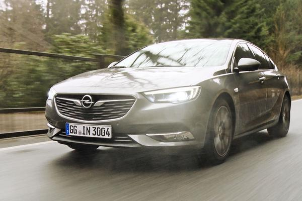 Video: Opel Insignia Grand Sport - Rij-impressie